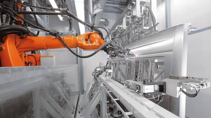 Mühendislik: Otomasyonlu Üretiminiz İçin Uzmanlar
